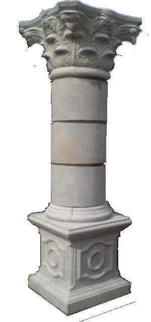 Rumah pillar &;sanjaya&;